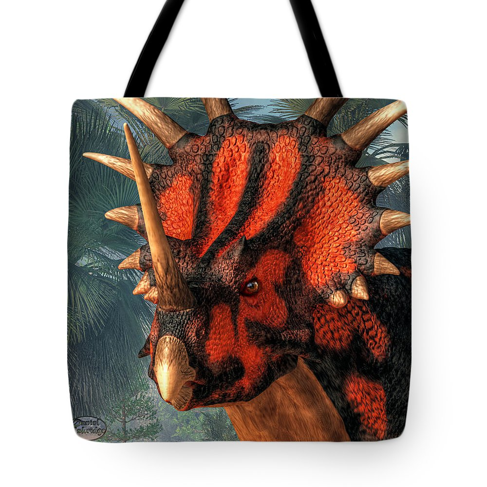 Styracosaurus Head