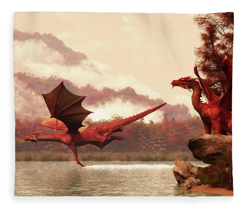 Autumn Dragons