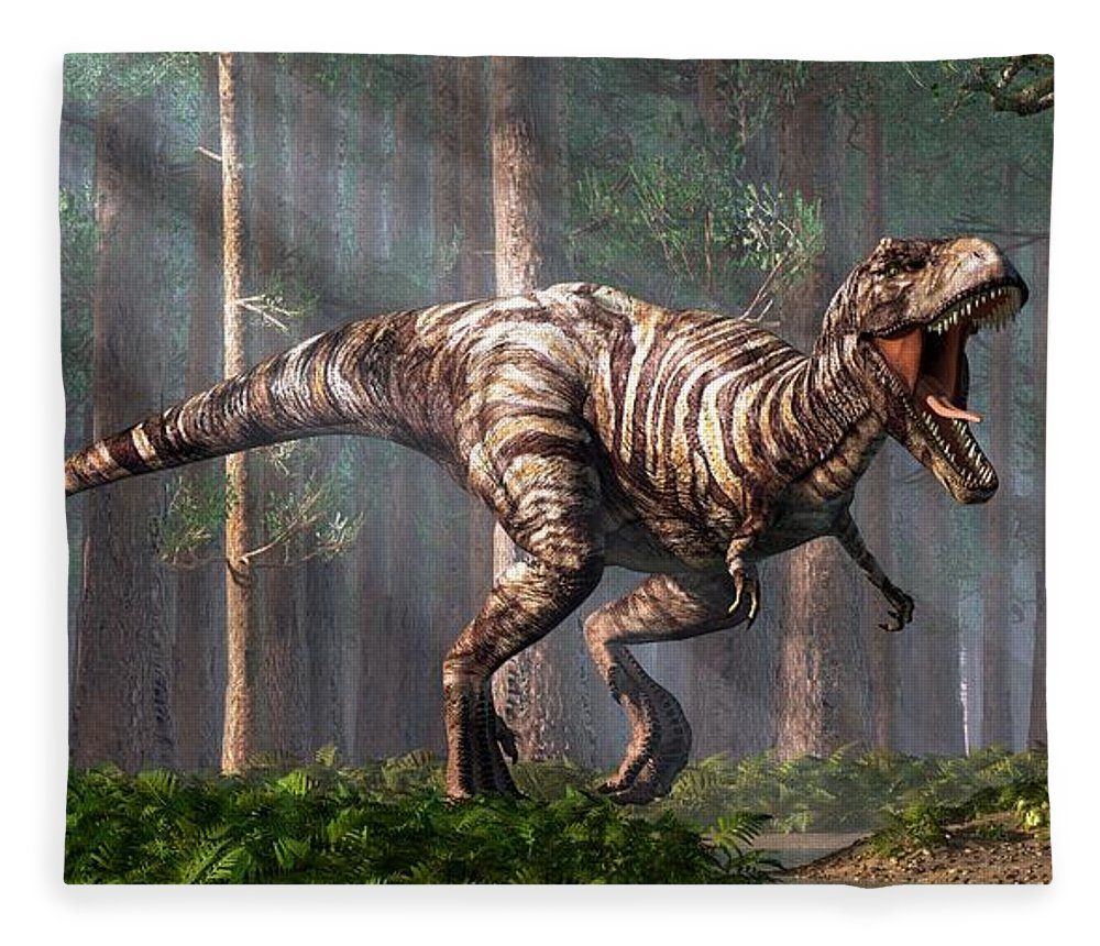 TRex In The Forest