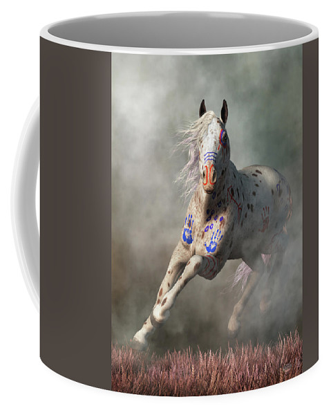 Appaloosa Warrior Horse