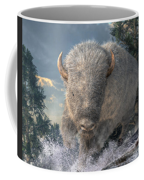 White Bison