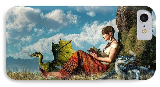 Reading About Dragons