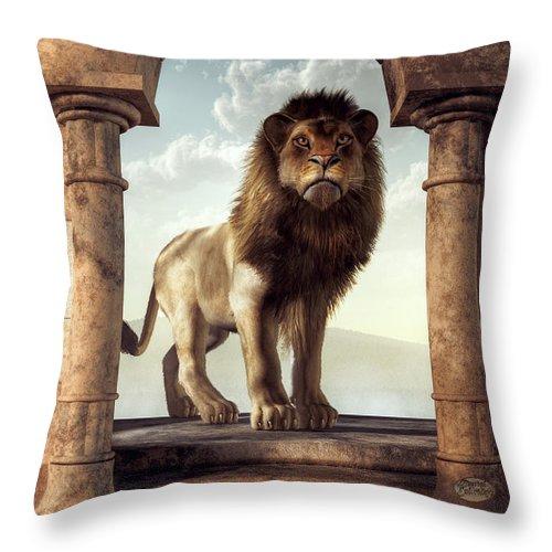 Door To The Lion's Kingdom