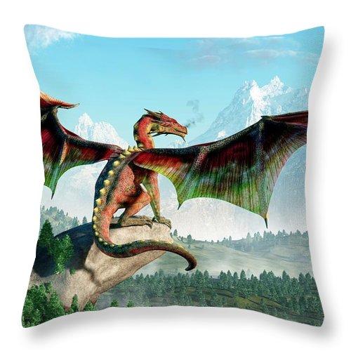 Perched Dragon