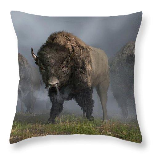 The Buffalo Vanguard